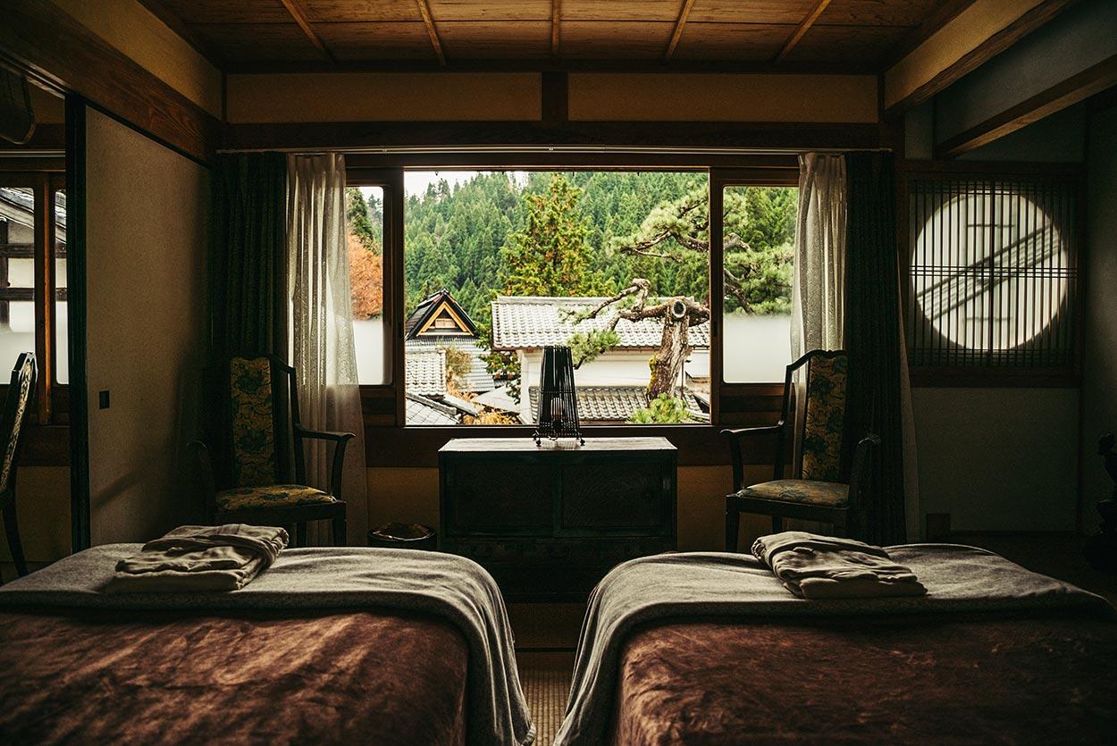 Accommodation Hanase Highland Inn